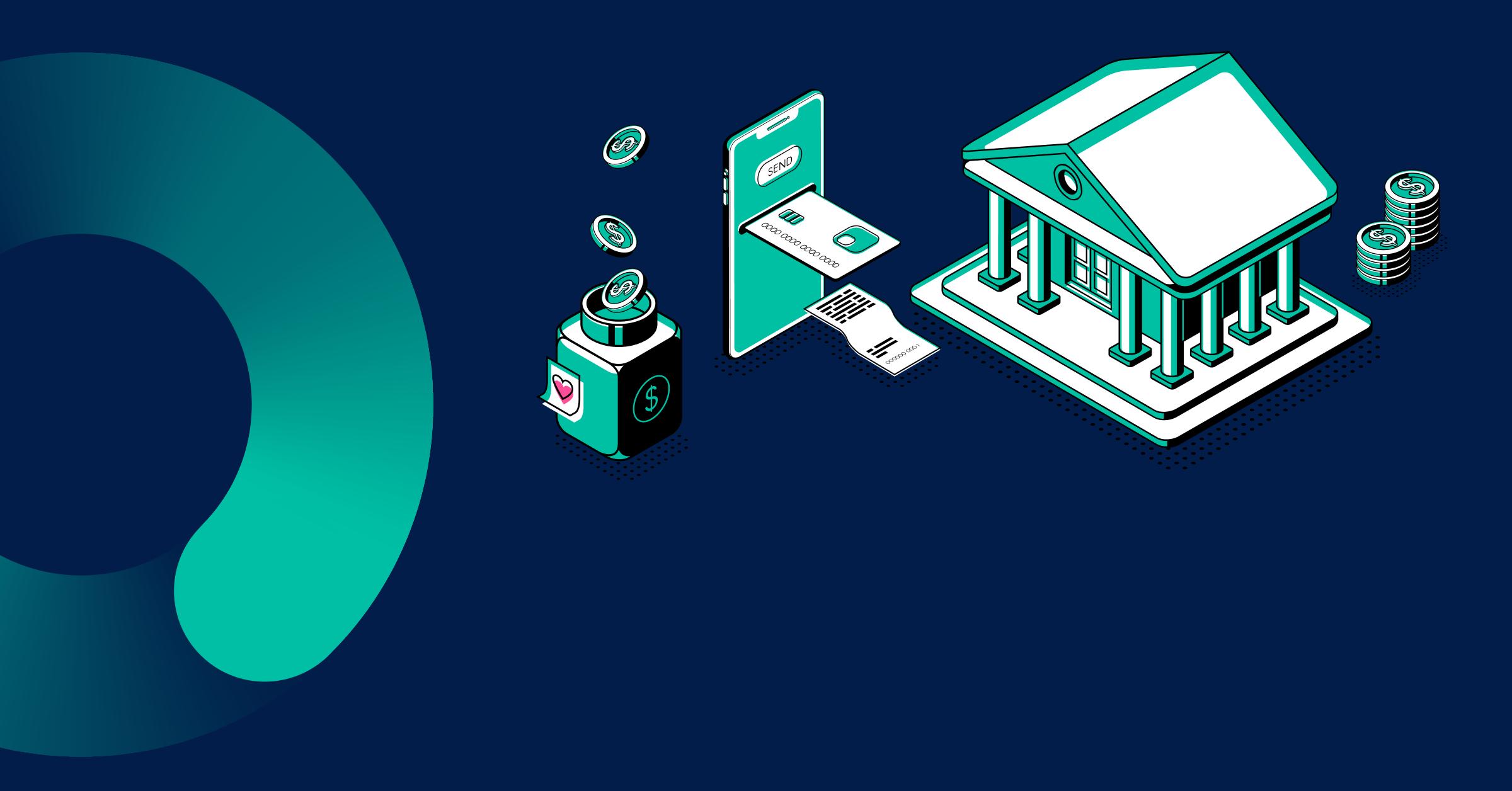 Intelligente Dokumentenverarbeitung für Banken